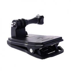 Benmer Clip Jaw Clamp Mount Compatible With GoPro Cameras