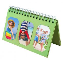 Xit Scrapbooking Album For Fuji Instax Photos Holds 60 Prints Green XTFA60GR