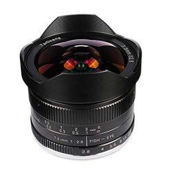 7Artisans 7.5mm F2.8 Canon(EOS-M Mount)