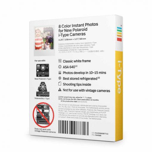 Polaroid Lab Instant Film Printer | Color Film | Black & White Film | Grey Album