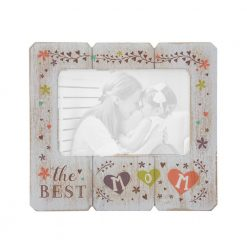 For Mom 4x6 Wood Picture Frame- Great For Mother's Day