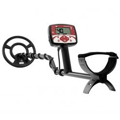 Minelab X-TERRA 305 Universal Metal Detector Compatible with Medium and High Frequency Coil (3704-0110)