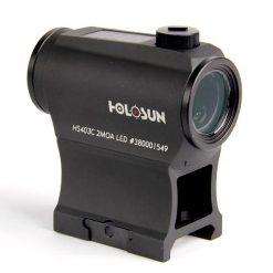 HOLOSUN HS403C Dot/Solar Panel/Shake Awake