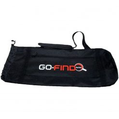Minelab GO-FIND Sturdy Vinyl Black Canvas Carry Bag (3011-0312)