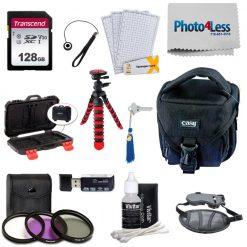Accessory Bundle for Canon PowerShot SX540 HS Digital Camera