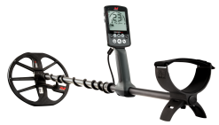 "Minelab EQUINOX 600 Multi-Purpose Metal Detector with EQX 11"" Double-D Smart Coil"