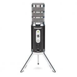 Samson Sattelite USB/iOS Broadcast Microphone