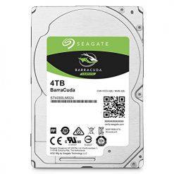 """Seagate 4TB BarraCuda Compute 5400 rpm SATA 2.5"""" Internal HDD"""