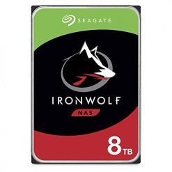 "Seagate 8TB IronWolf 5900 rpm SATA III 3.5"" Internal NAS HDD"