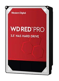 """WD 2TB Red Pro 7200 rpm SATA III 3.5"""" Internal NAS HDD (OEM)"""
