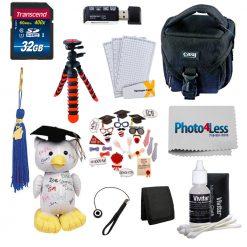 Accessory Bundle for Canon SX530 HS 9779B001 PowerShot