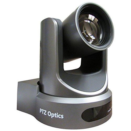 PTZOPTICS 12X-USB VIDEO CONFERENCING CAMERA (GRAY)