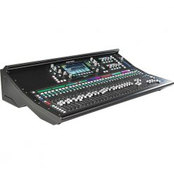 """Allen & Heath SQ-7  96kHz XCVI FPGA processing, 48 Input Channels, DEEP Processing, 33 Faders / 6 Layers, 32 onboard preamp,12 Stereo mixes+LR, 3 Stereo Matrix, 7"""" capacitive touchscreen"""