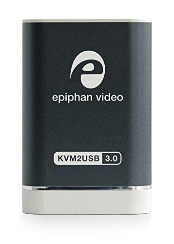 Epiphan KVM2USB 3.0 – a Local KVM Crash cart That Runs Over USB and Works with Any Target Computer