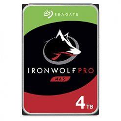 "Seagate 4TB IronWolf Pro 7200 rpm SATA III 3.5"" Internal NAS HDD"