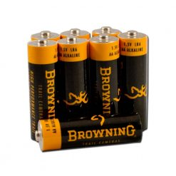 Browning Trail Camera AA Alkaline Batteries - 8 Pack