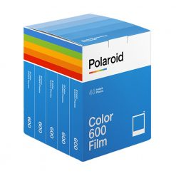 Polaroid Color Film for 600 - x40 Pack (5 packs of film for total of 40 photos)
