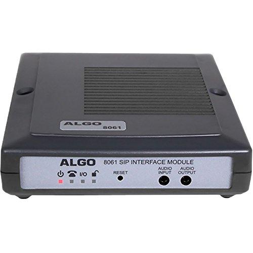 Algo 8061 IP Relay Door Controller and SIP Interface Module