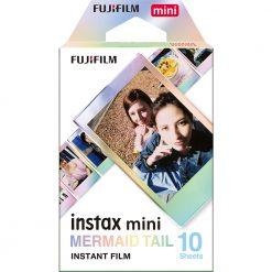 Fujifilm Instax Mini Film - Mermaid 10 Exposures