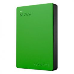 Seagate 4TB Game Drive for Xbox One, Green