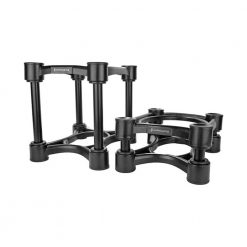 IsoAcoustics ISO-200 Large Speaker Monitor Acoustic Isolation Stands (Pair)