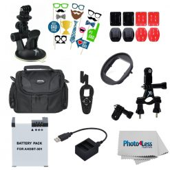 Exclusive Father's Day Bundle-Accessories Compatible With GoPro Hero 3