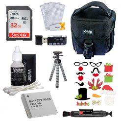 Accessory Bundle for Canon PowerShot SX530 HS Digital Camera