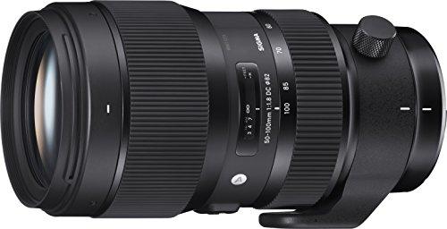Sigma 50-100mm F1.8 Art DC HSM Lens for Nikon