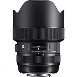 Sigma 14-24mm f/2.8 DG HSM Art Lens for Nikon F (212955)