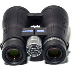 Snypex Optics New 2016 Knight 10x50 D-ED Waterproof/Fogproof Prism Binoculars with Extreme Low Light Capability