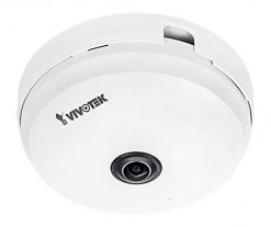 Vivotek FE9180-H H.265 5MP 360° Fisheye Network Camera
