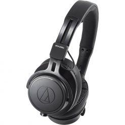 Audio-Technica ATH-M60X Closed-Back Dynamic Monitor Headphones
