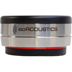 IsoAcoustics Orea Bordeaux Isolator for Audio Equipment (Single)