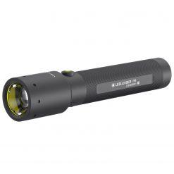 LEDLENSER - i9R Industrial Rechargeable Flashlight, 40 - 400 Lumens, Black