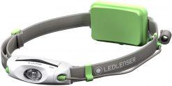 LEDLENSER NEO4 Lightweight Highpower LED Headlamp, 240 Lumens - Green