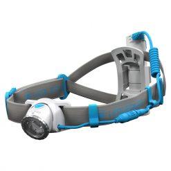 LEDLENSER NEO10R Rechargeable Headlamp, High Power LED, 600 Lumens – Blue (Peg Window Box)