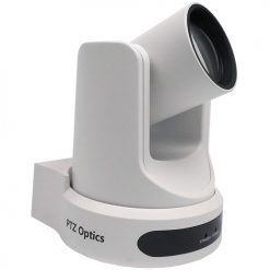 PZTOptics 12X-SDI  Optical Zoom, Live Streaming Indoor Camera, White