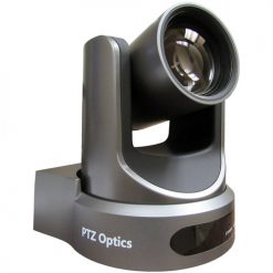 PZTOptics 12X-NDI Broadcast and Conference Camera, Gray