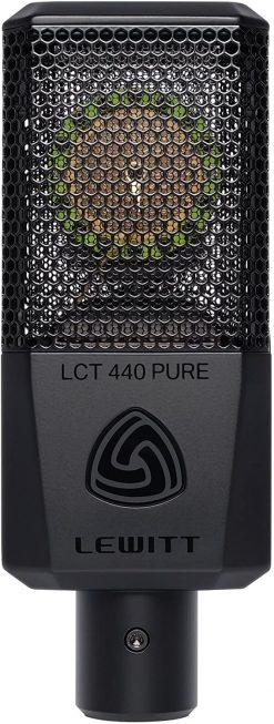 Lewitt Large-Diaphragm Condenser Microphone