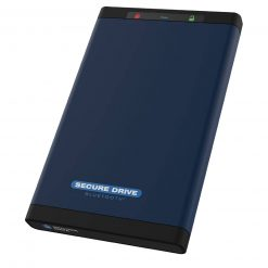 SecureData SecureDrive BT 8TB Encrypted SSD with Bluetooth Authentication