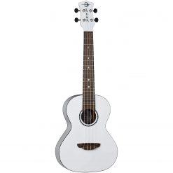 Luna Guitars Uke Hau Snow Tenor with Gigbag