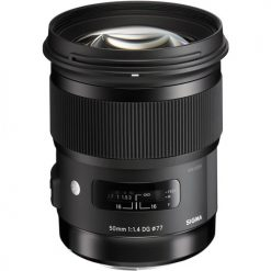 Sigma 50mm F1.4 ART DG HSM Lens for Nikon