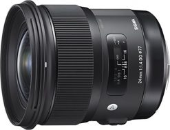 Sigma 24mm F1.4 ART DG HSM Lens for Nikon