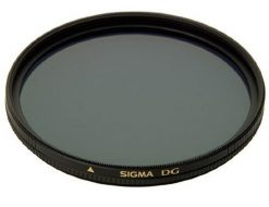 Sigma DG 62mm Multi-Coated Circular Polarizer Filter
