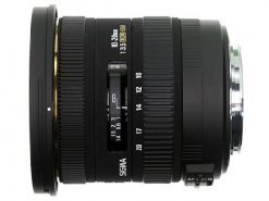 Sigma 10-20mm f/3.5 EX DC HSM ELD SLD Aspherical Super Wide Angle Lens for Canon Cameras