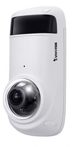 Vivotek CC9381 -HV 5MP OUtdoor Network Fisheye Camera with Night Vision