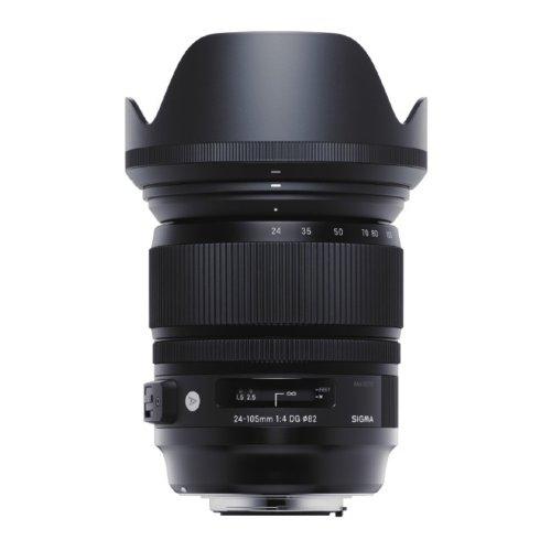 Sigma 24-105mm f/4 DG OS HSM Art Lens for Canon EF(635101)
