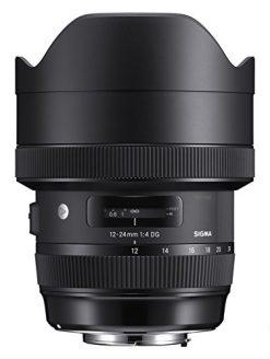 Sigma 12-24mm f/4 DG HSM Art Lens for Canon EF (205954)