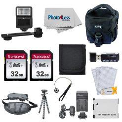 Accessory Bundle for Canon PowerShot SX420 Digital Camera