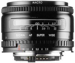 Sigma 24mm F2.8 Lens for Pentax-AF Camera